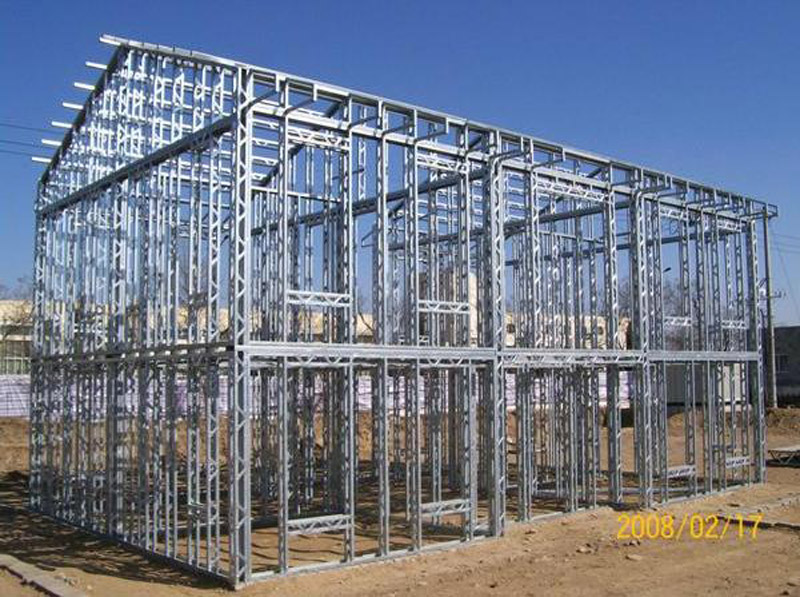 Steel Frame Buildings